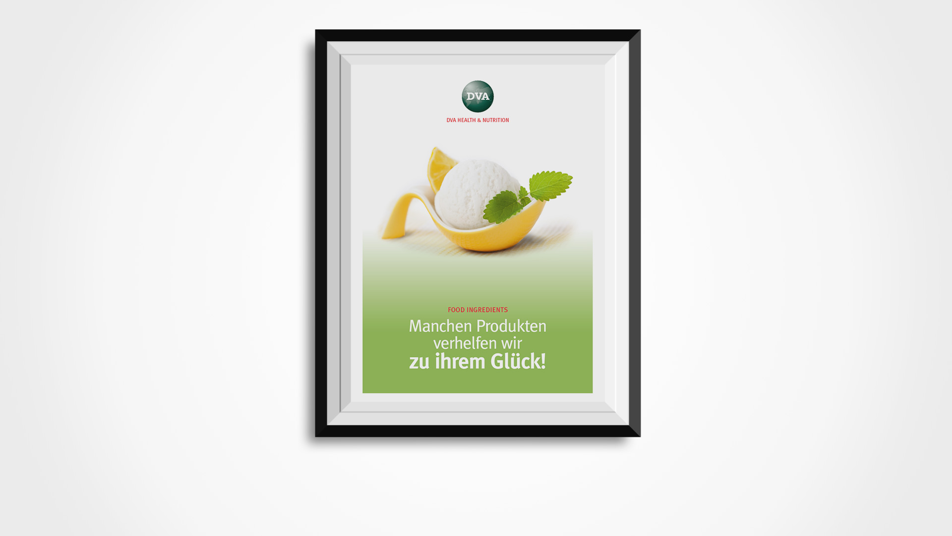 DVA Plakat Health & Nutrition