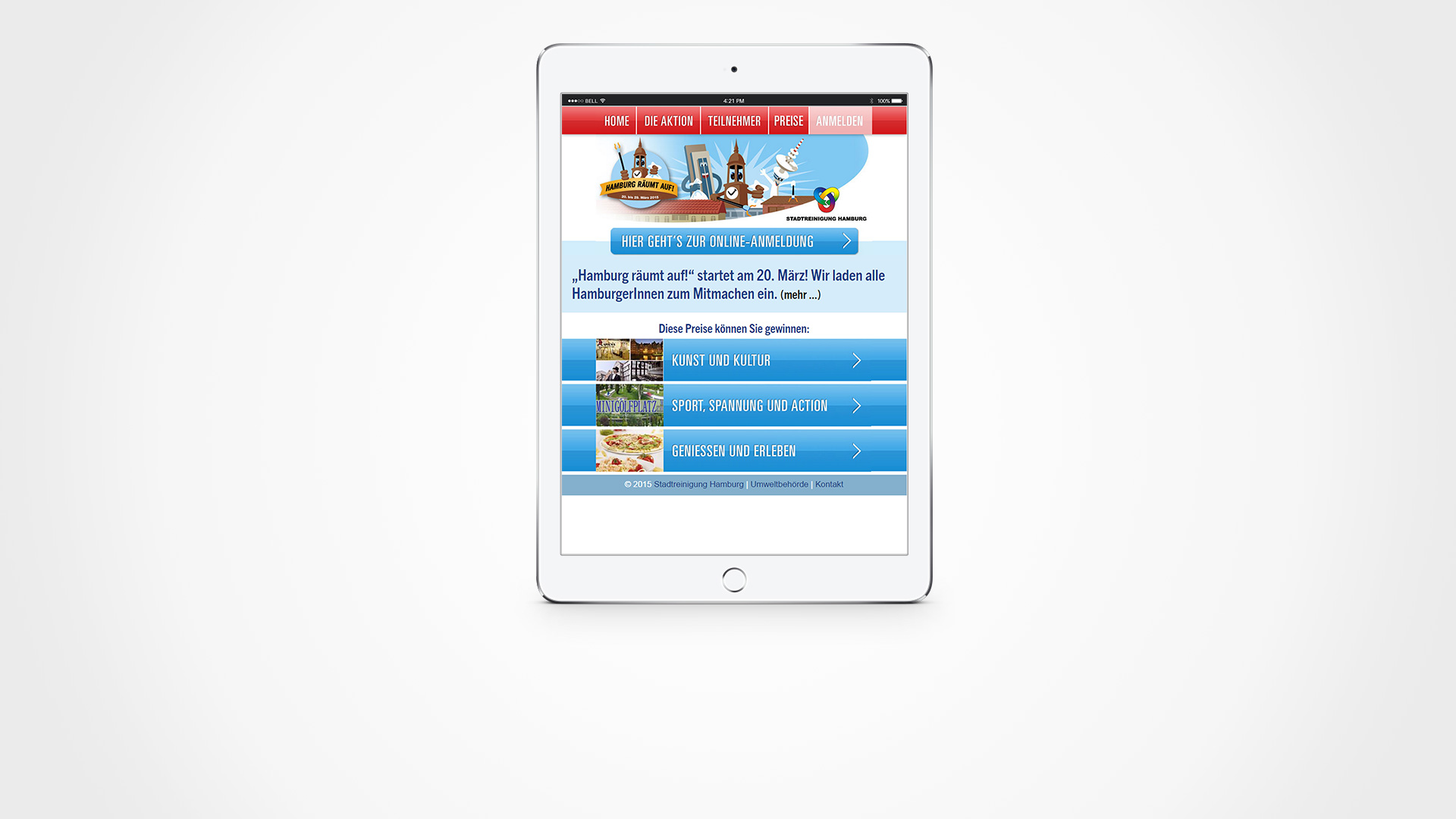 HRA-Website-Mobile